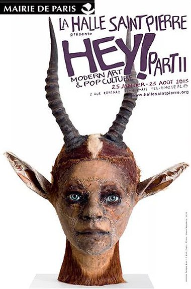 HEY! modern art & pop culture Part II