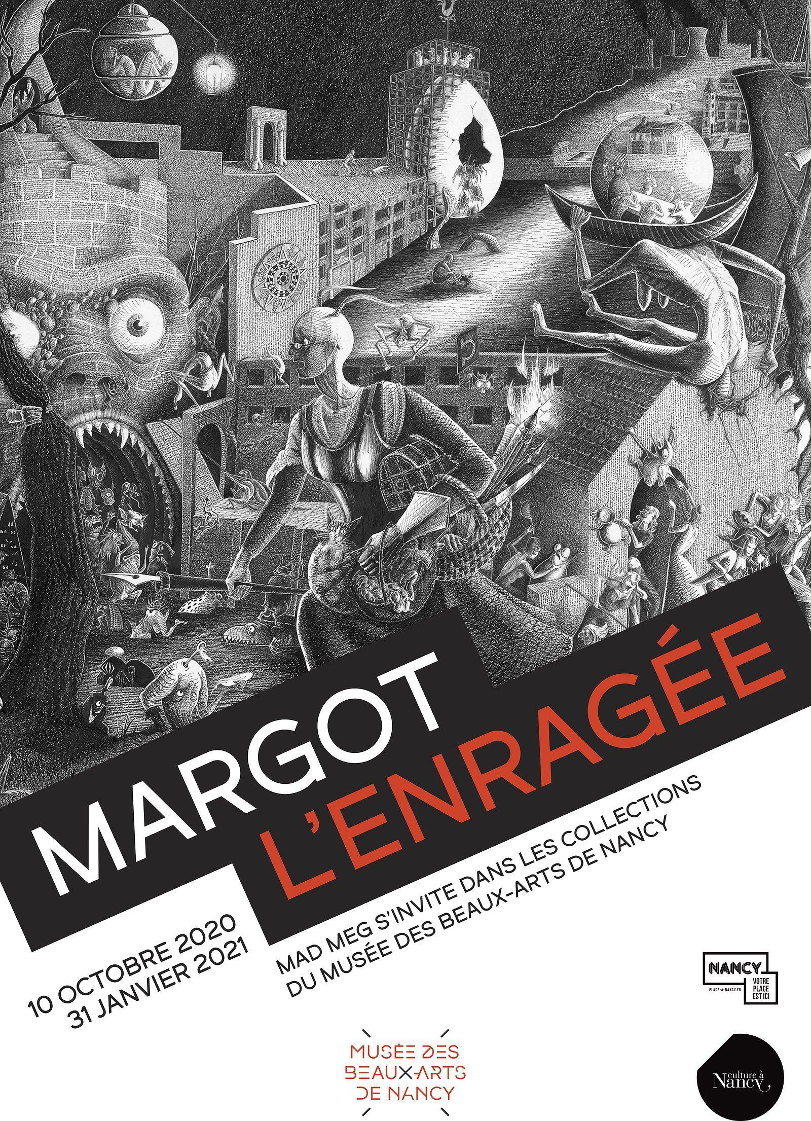 Margot L'Enragée
