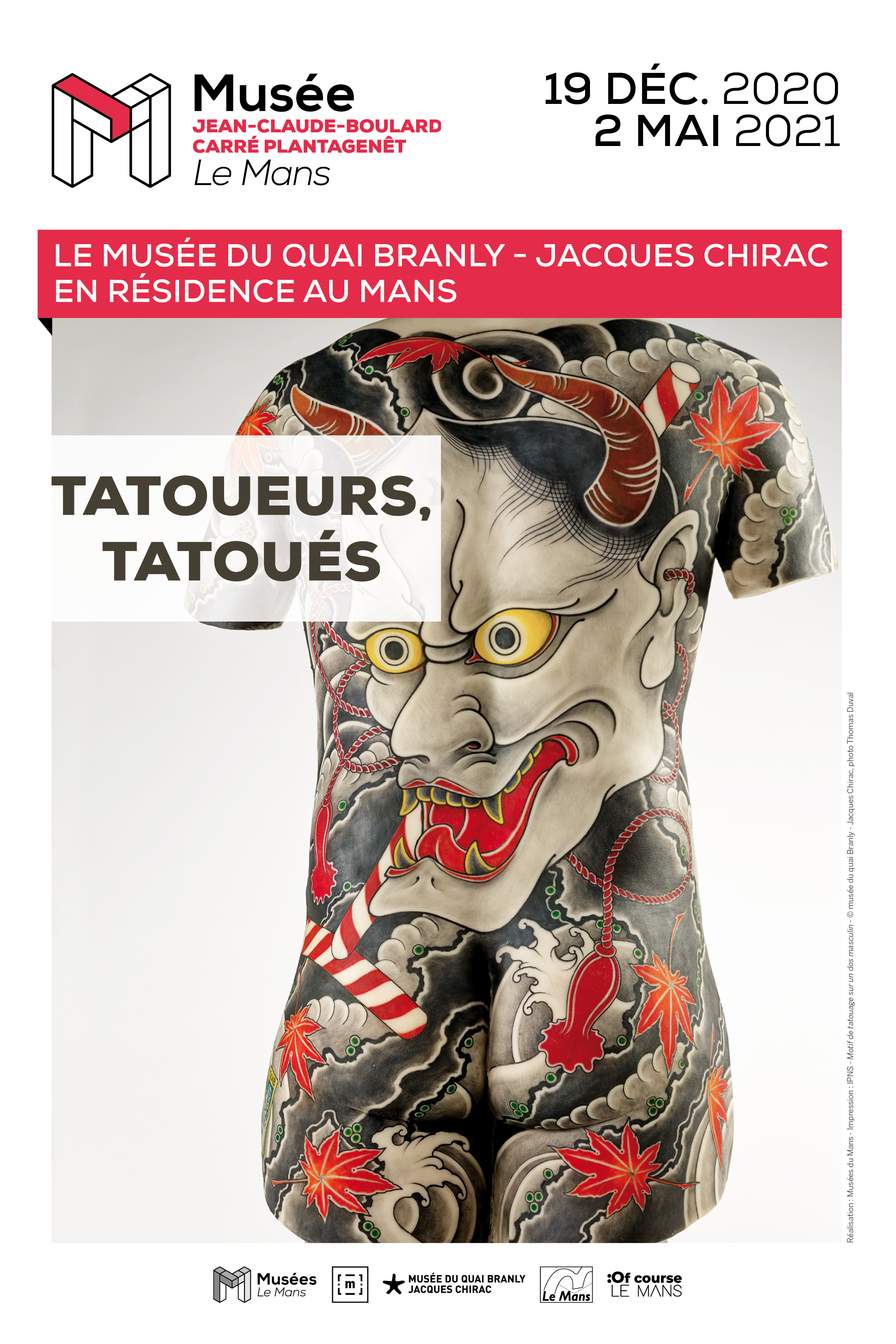 Tatoueurs, Tatoués / Le Mans