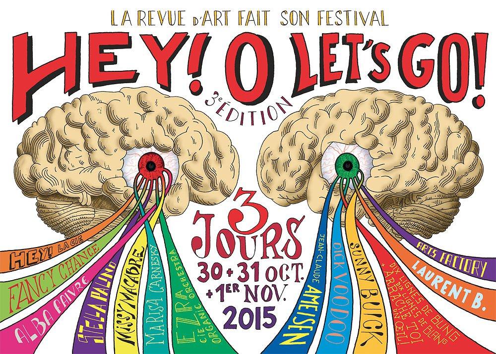 Festival HEY! III