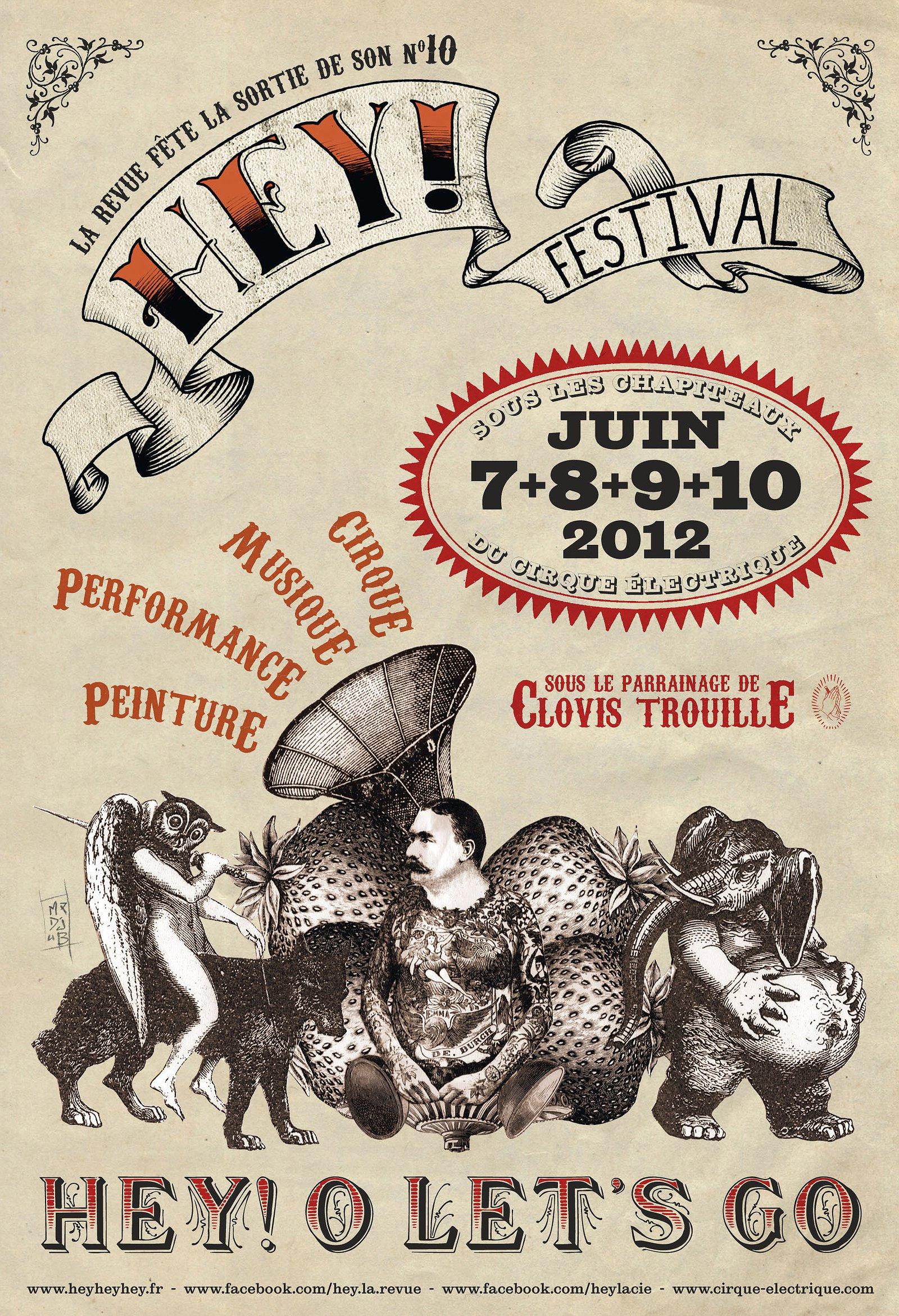 Festival HEY! Part I