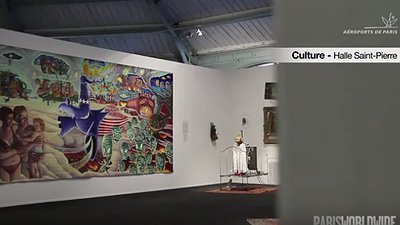 """HEY! modern art & pop culture - ACT III"" Halle St Pierre - ADP Worldwide"