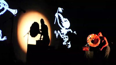 HEY! La Cie : TEASER (MPAA, PARIS - 2011)