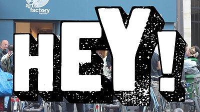 HEY! GALLERY SHOW #2